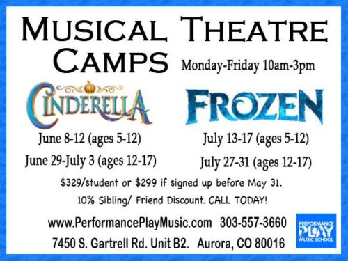 Summer Musical Theatre Camps